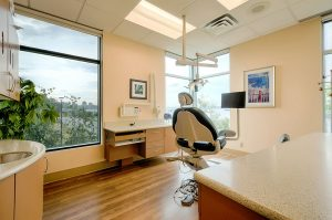 Harbourside Dental Interior