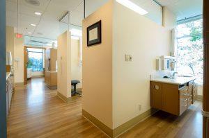 Harbourside Dental Interior