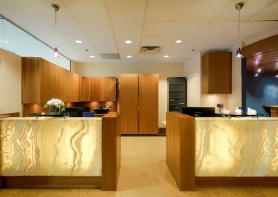 Harbourside Dental Reception