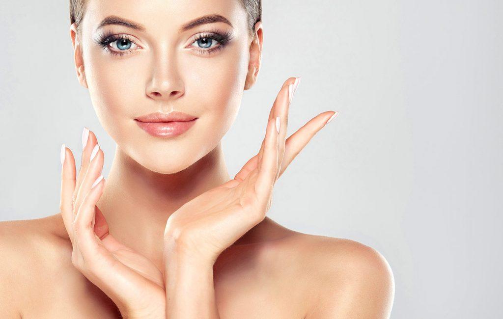 woman cosmetic
